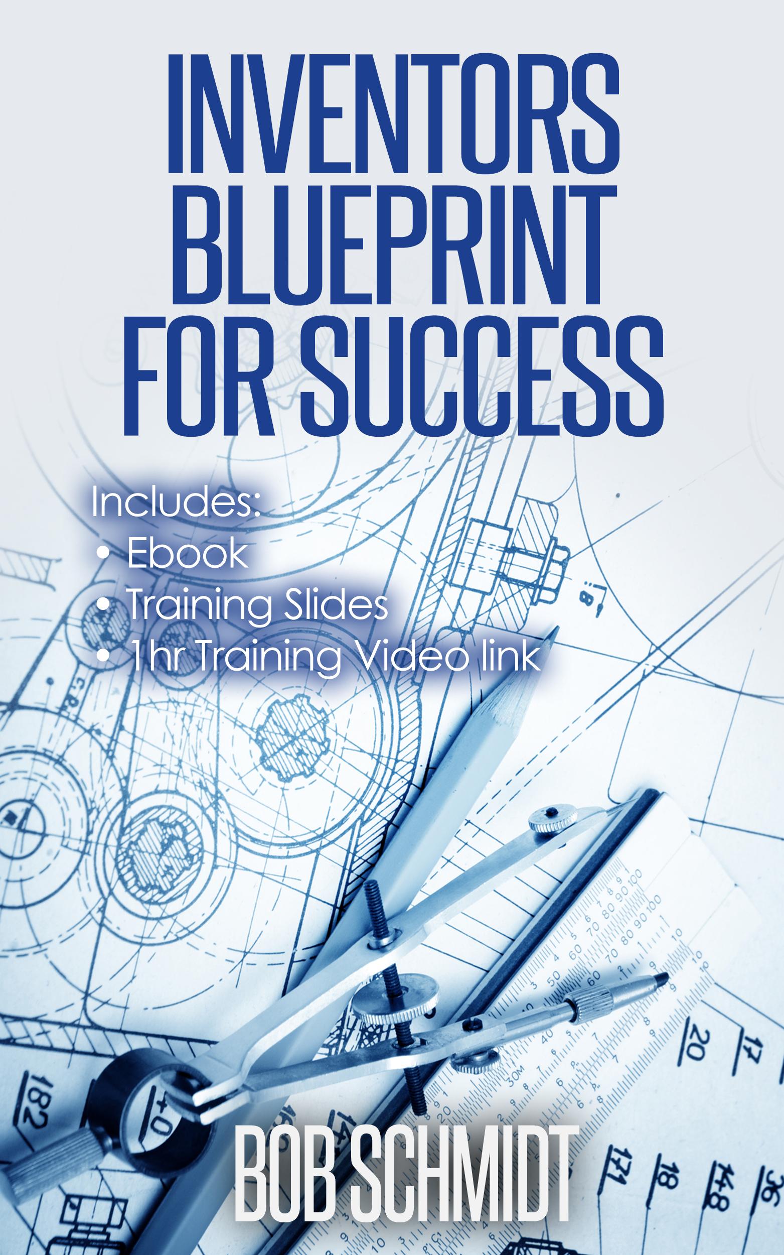 Inventing 101 inventors workshop inventors blueprint cover malvernweather Images